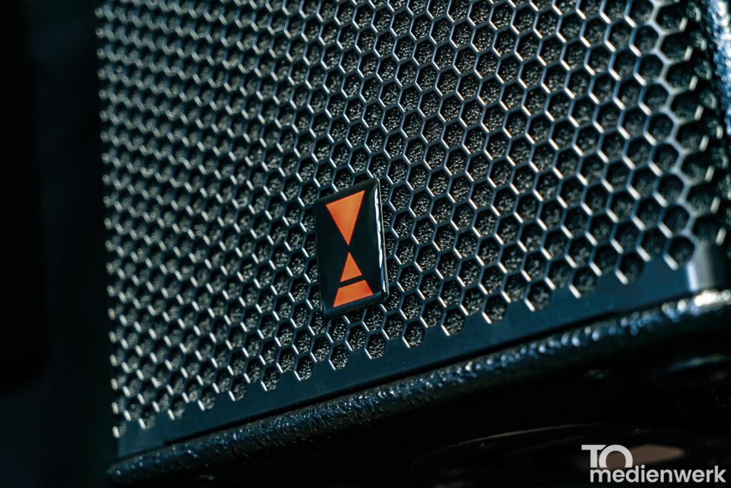 Voice Acoustic Modular10 mit neuem Logo