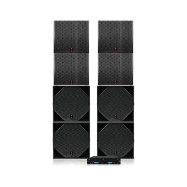 Voice Acoustic Ikarray-8 Set