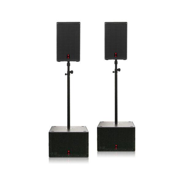 Voice Acoustic SubSat-10sp Set